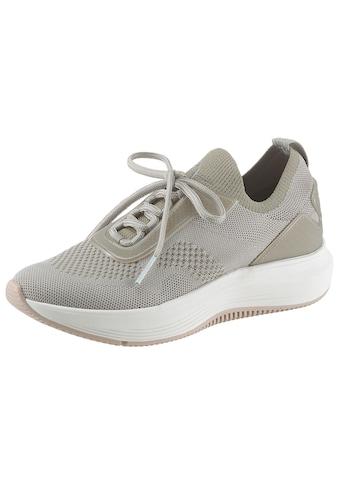 Tamaris Slip-On Sneaker »Fashletics«, mit sockenähnlichen Schaft kaufen