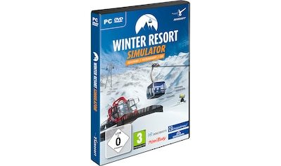 Winter Resort Simulator PC kaufen