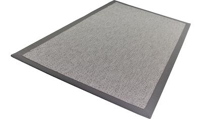 Dekowe Teppich »Naturino Classic«, rechteckig, 8 mm Höhe, Flachgewebe, Sisal-Optik, mit Bordüre, In- und Outdoor geeignet, Wohnzimmer kaufen