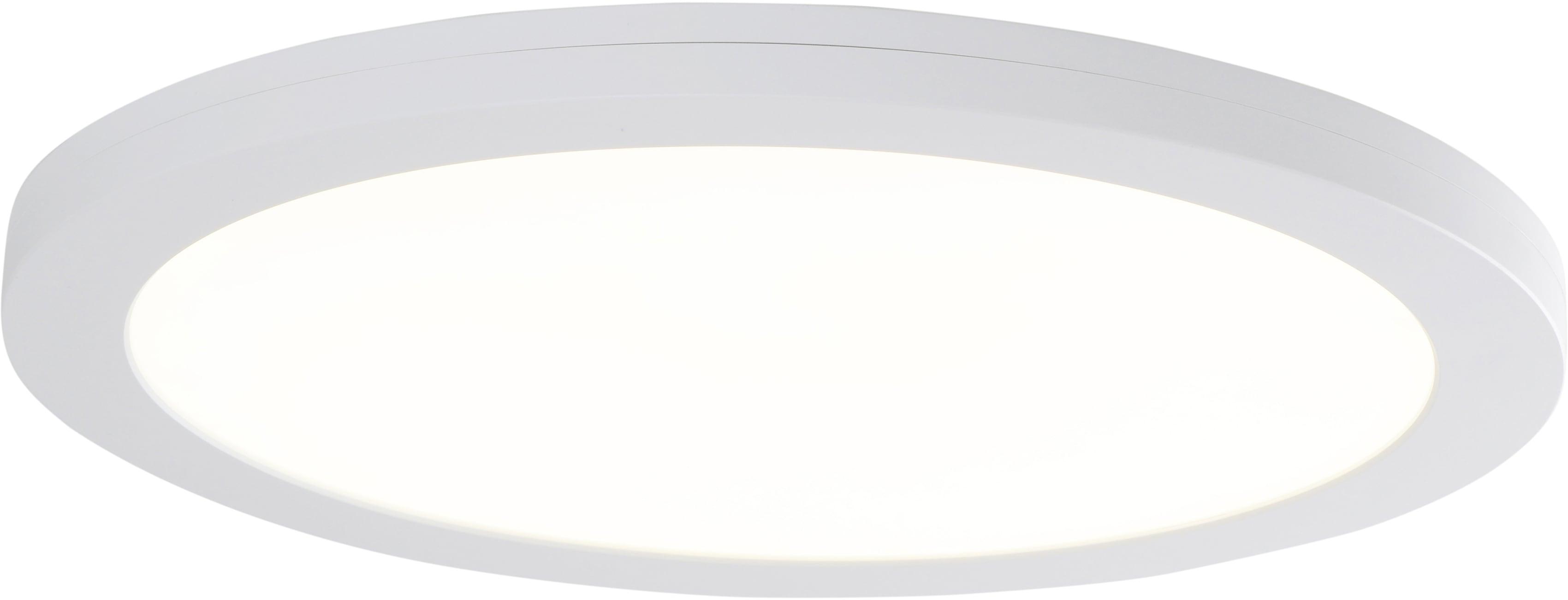 näve LED Deckenleuchte, Warmweiß-Kaltweiß-Neutralweiß, LED Deckenlampe