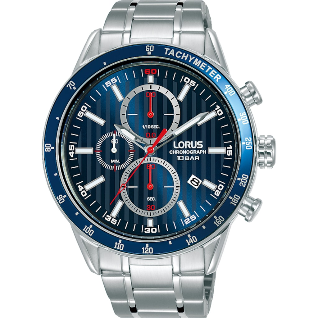 LORUS Chronograph »Lorus Sports Chrono, RM329GX9«