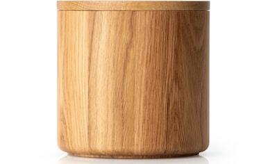 Continenta Aufbewahrungsdose, Eichenholz kaufen