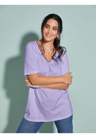 MIAMODA V-Shirt, mit streckendem V-Ausschnitt kaufen