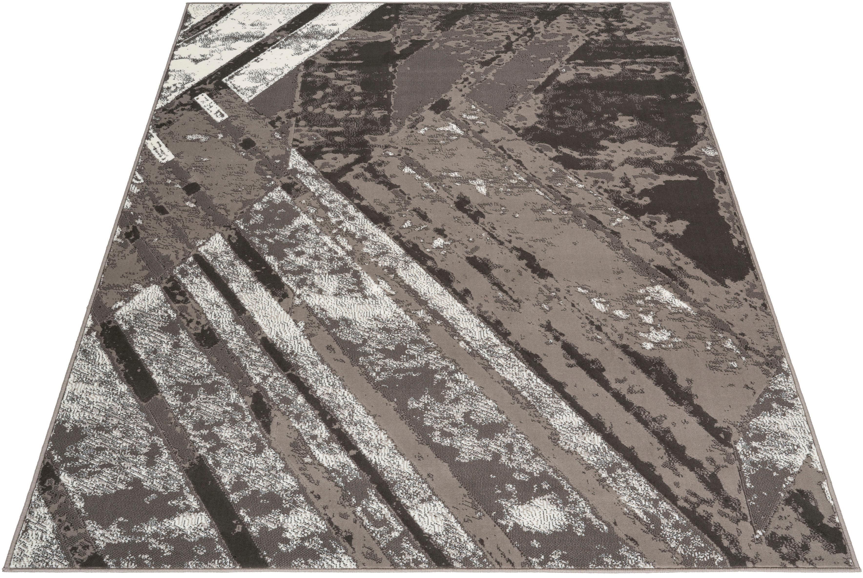 Teppich Timon DELAVITA rechteckig Höhe 10 mm maschinell gewebt