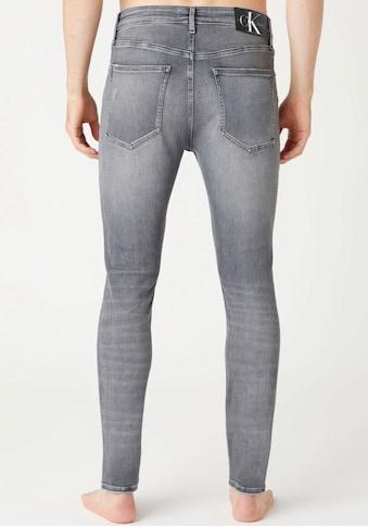 Calvin Klein Jeans Skinny-fit-Jeans »SKINNY« kaufen