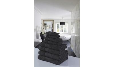 Handtuch Set, »Uni«, Emotion (Set) kaufen