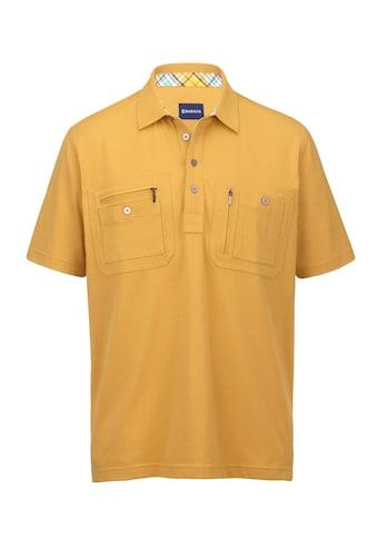 Babista Reise-Poloshirt mit praktischen Brusttaschen kaufen