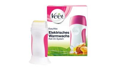 Veet Enthaarungswachs »Essential Inspirations Easy Wax Roll-On Set«, mit Easy-Gelwax... kaufen