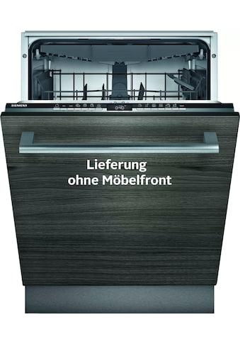 SIEMENS integrierbarer Geschirrspüler iQ300, 9,5 Liter, 14 Maßgedecke kaufen