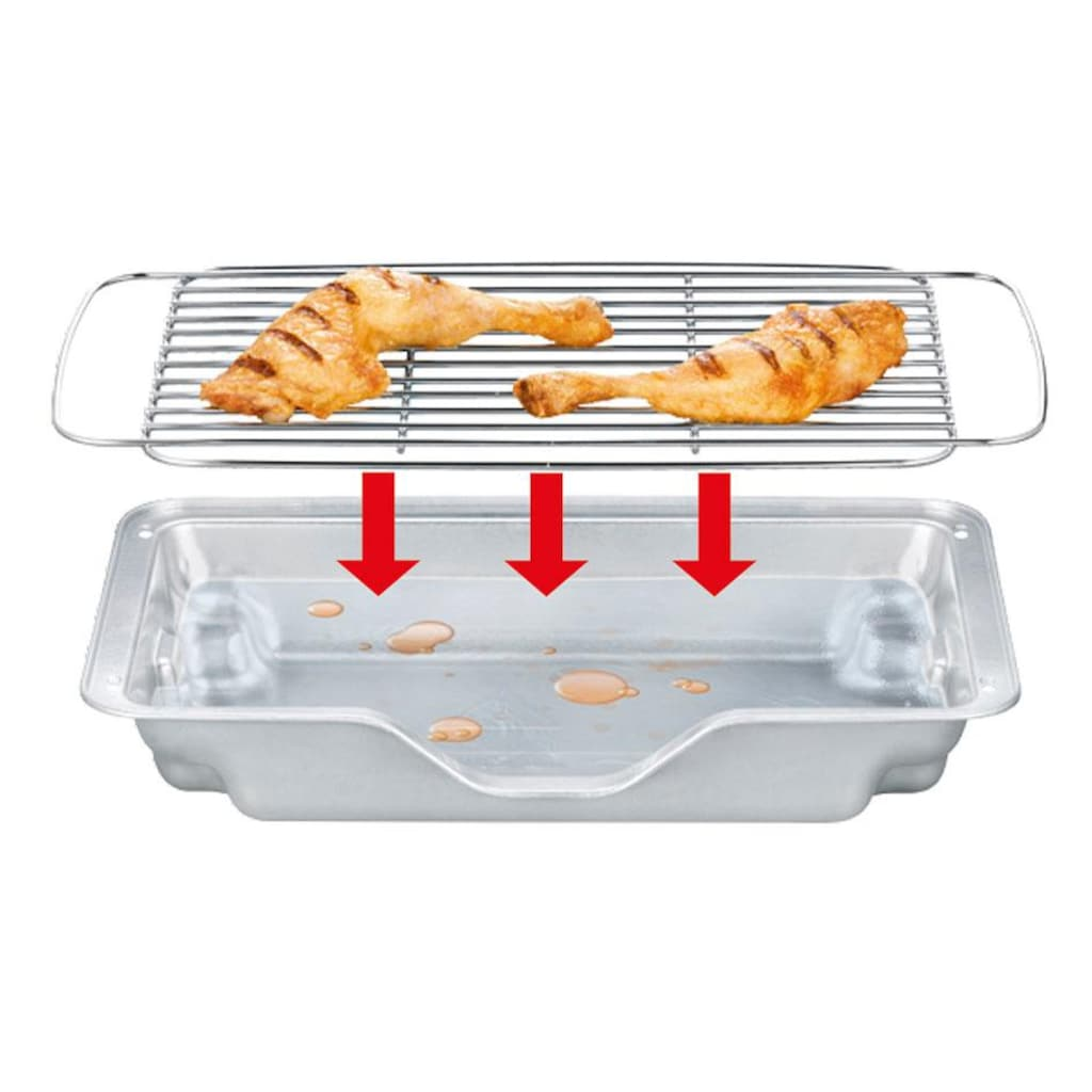 Tefal Tischgrill »BG90E5 Easygrill Adjust«, 2300 W