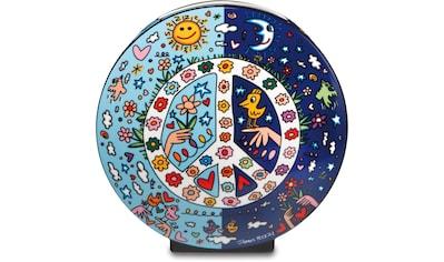 "Goebel Tischvase »Vase James Rizzi - ""Give Peace a Chance""«, aus Porzellan, Höhe ca.... kaufen"