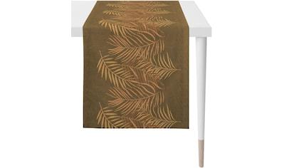 APELT Tischläufer »1306 Loft Style, Jacquard«, (1 St.), Fleckschutz kaufen
