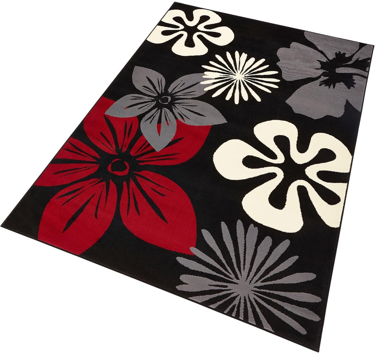 Teppich Flora HANSE Home rechteckig Höhe 9 mm maschinell gewebt