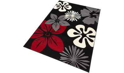 HANSE Home Teppich »Flora«, rechteckig, 9 mm Höhe, Kurzflor, ringsum gekettelt,... kaufen