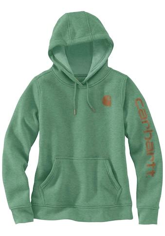 Carhartt Kapuzensweatshirt, BOREAL HEATHER kaufen