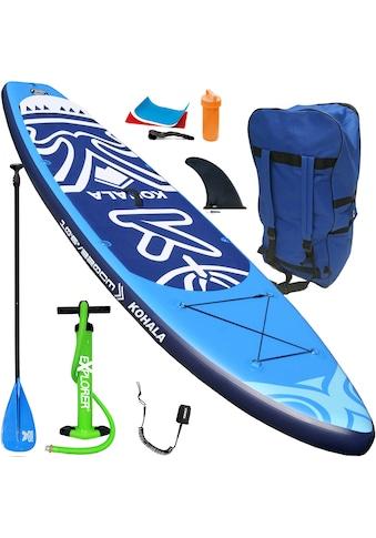 KOHALA Inflatable SUP-Board »Stand Up Paddling KOHALA SUP 320« kaufen