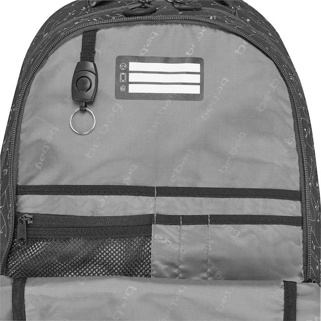 Pelikan Schulrucksack »be.bag be.explorer, Edgy Labyrinth«