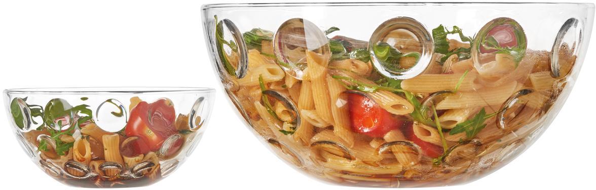 LEONARDO Schale Cucina Optic, Glas, (5-tlg.) günstig online kaufen