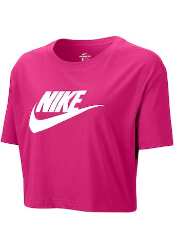 Nike Sportswear T-Shirt »W NSW TEE ESSNTL CRP ICN FTRA« kaufen