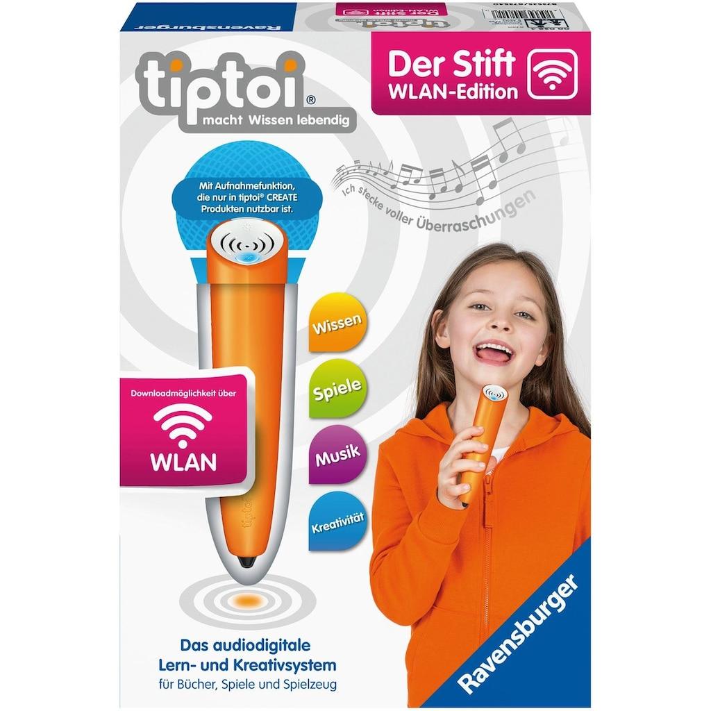 Ravensburger Spiel »tiptoi® Der Stift-WLAN-Edition«, Made in Europe, FSC® - schützt Wald - weltweit