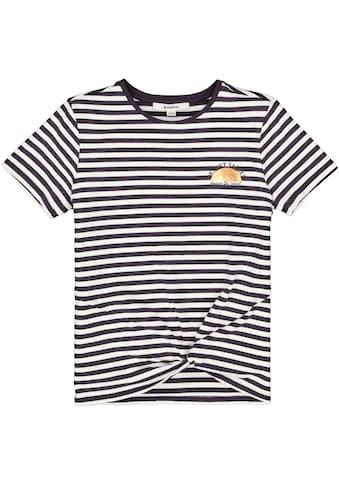 Garcia T-Shirt, mit Knotendetail kaufen