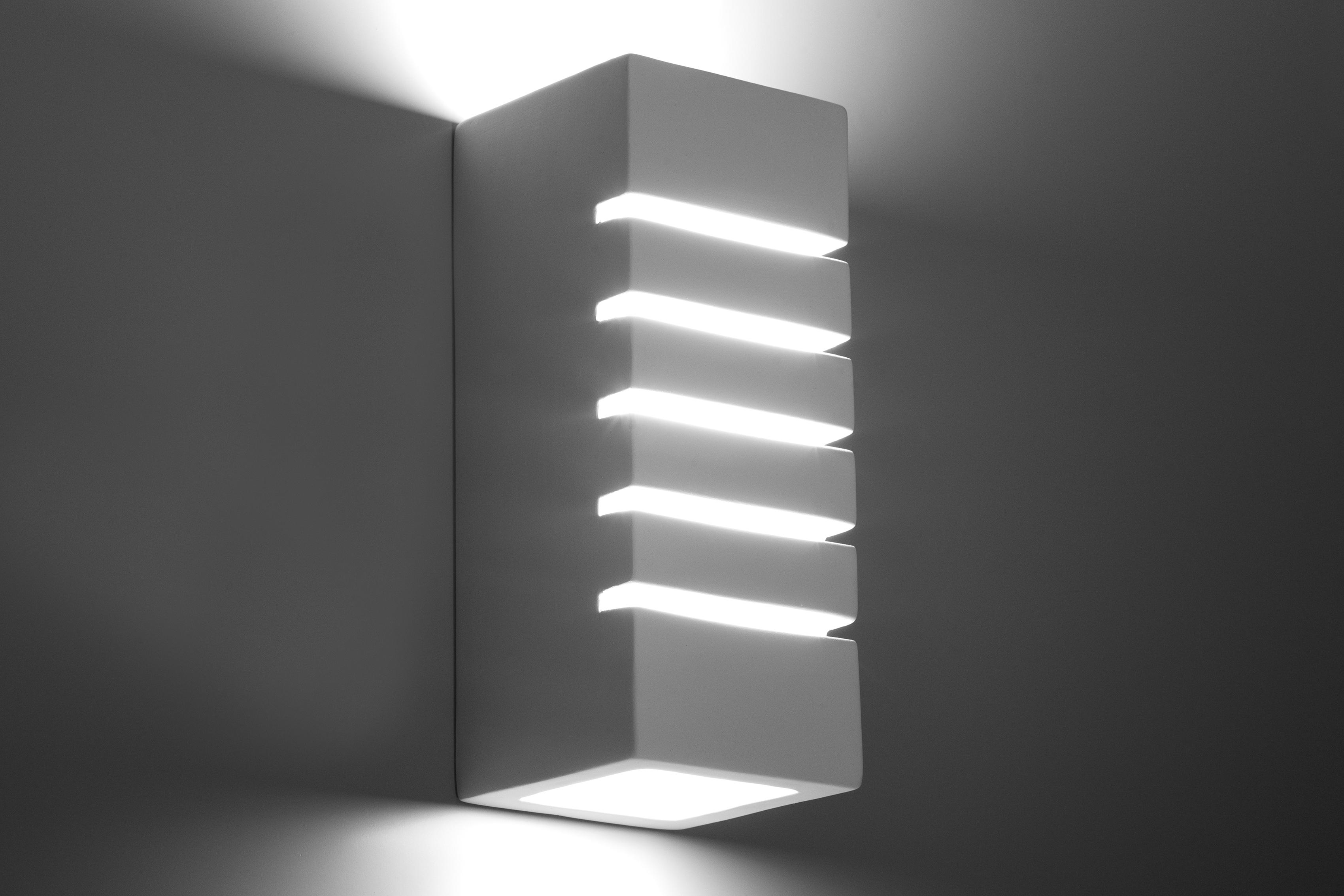 SOLLUX lighting Wandleuchte OSCAR, E27, 1 St.