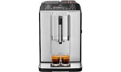 BOSCH Kaffeevollautomat VeroCup 300 TIS30351DE, 1,4l Tank, Scheibenmahlwerk kaufen