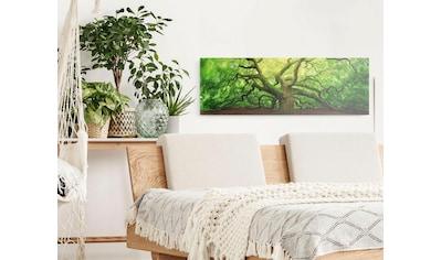 Reinders! Holzbild »Deco Block 40x118 Old Oak« kaufen