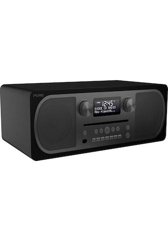 Pure Stereoanlage »Evoke C-D6«, (Bluetooth Digitalradio (DAB+)-UKW mit RDS 20 W) kaufen