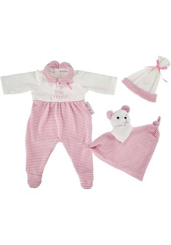 "Käthe Kruse Puppenkleidung ""Schlafanzug Set rosa"", (3 - tlg.) kaufen"