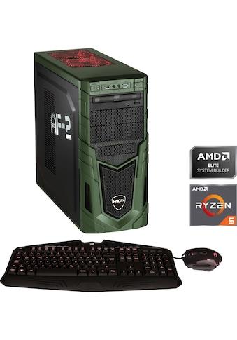 Hyrican »Military Gaming 6399« Gaming - PC (AMD, Ryzen 5, RTX 2070 SUPER, Luftkühlung) kaufen