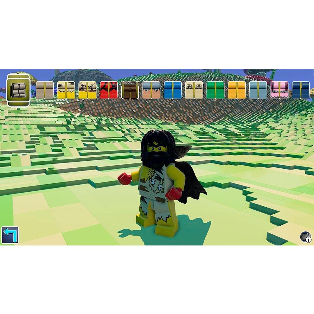 Warner Games Spiel »Lego Worlds«, Nintendo Switch, Software Pyramide