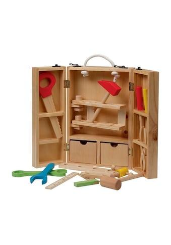 roba® Spielwerkzeugkoffer »klappbar«, (29 tlg.) kaufen