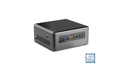 CSL Mini PC   Core i3 - 7100U   Intel HD 620   8GB RAM   250GB SSD »Intel NUC i3 - 7100U - 2 Windows 10« kaufen