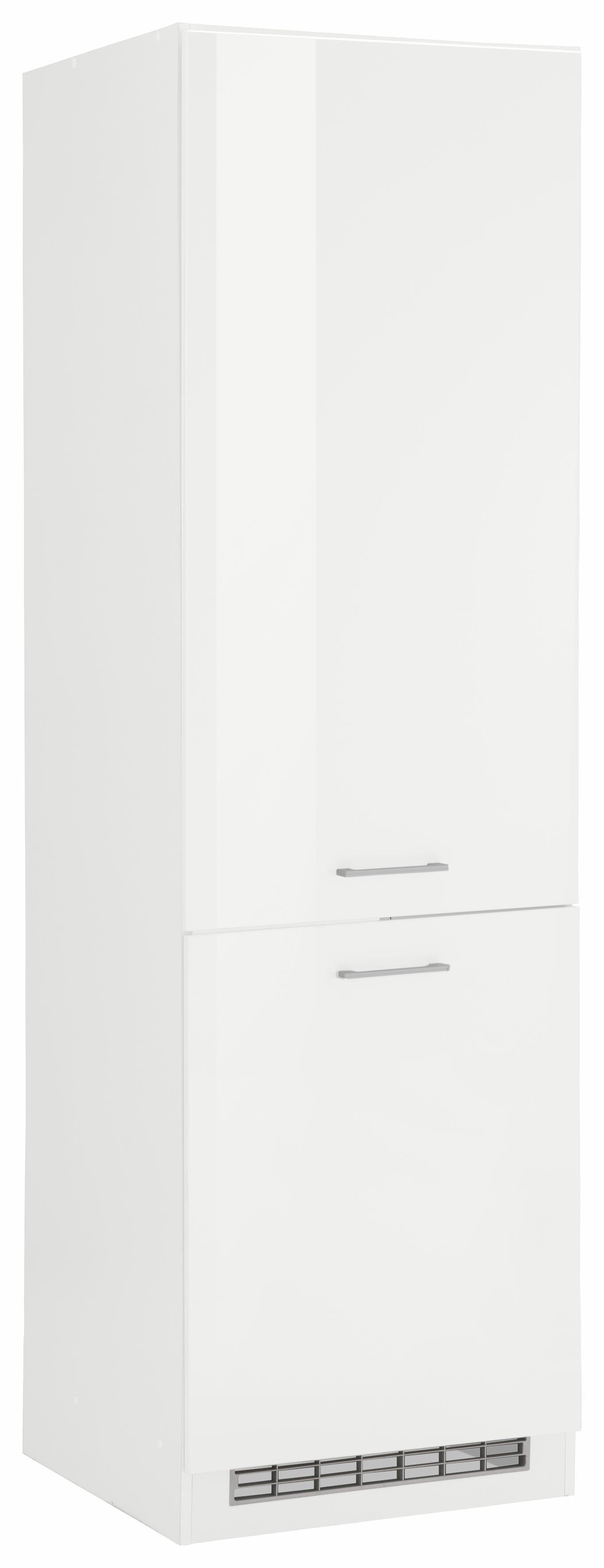HELD MÖBEL Kühlumbauschrank Utah | Küche und Esszimmer > Küchenschränke > Umbauschränke | Weiß | Eiche | Held Möbel