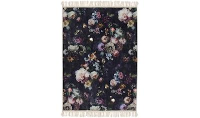 Teppich, »Fleur«, Essenza, rechteckig, Höhe 6 mm, maschinell gewebt kaufen