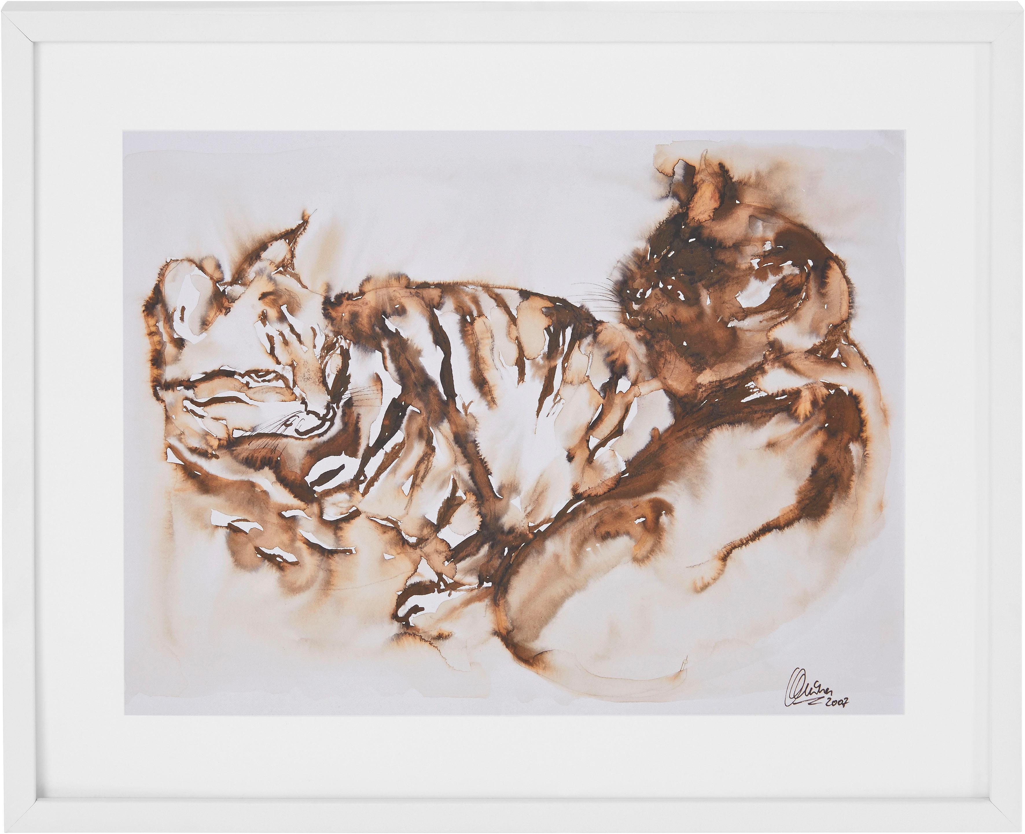 Guido Maria Kretschmer Home&Living Bild »Katzen...