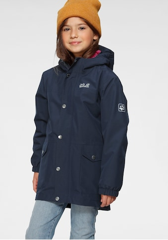 Jack Wolfskin 3-in-1-Funktionsparka »ICY FALLS« kaufen