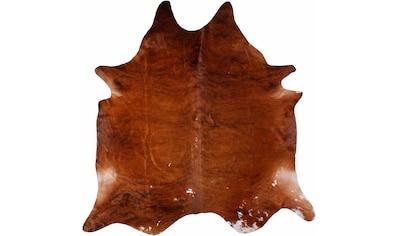 Fellteppich, »Rinderfell 2«, LUXOR living, fellförmig, Höhe 3 mm kaufen
