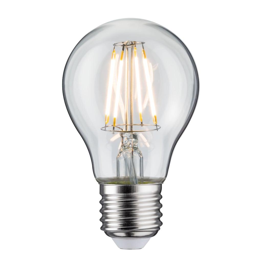 Paulmann LED-Leuchtmittel »AGL 4W E27 Warmweiß«, 2 St., Warmweiß
