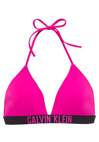 Calvin Klein Triangel - Bikini - Top kaufen