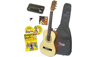 "Voggenreiter Akustikgitarre ""VOLT Akustikgitarren - Set"" 4/4 kaufen"
