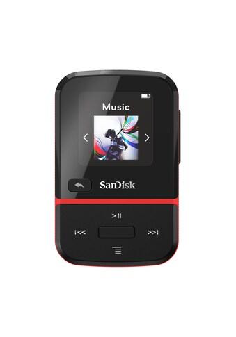 Sandisk Clip Sport Go 16GB, Rot kaufen