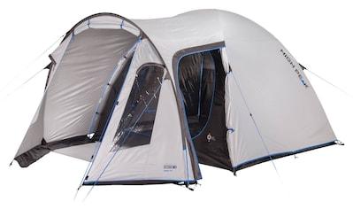 High Peak Kuppelzelt »Zelt Tessin 4.0«, 4 Personen (mit Transporttasche) kaufen