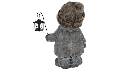 Weihnachtsfigur »Junge mit Laterne« kaufen