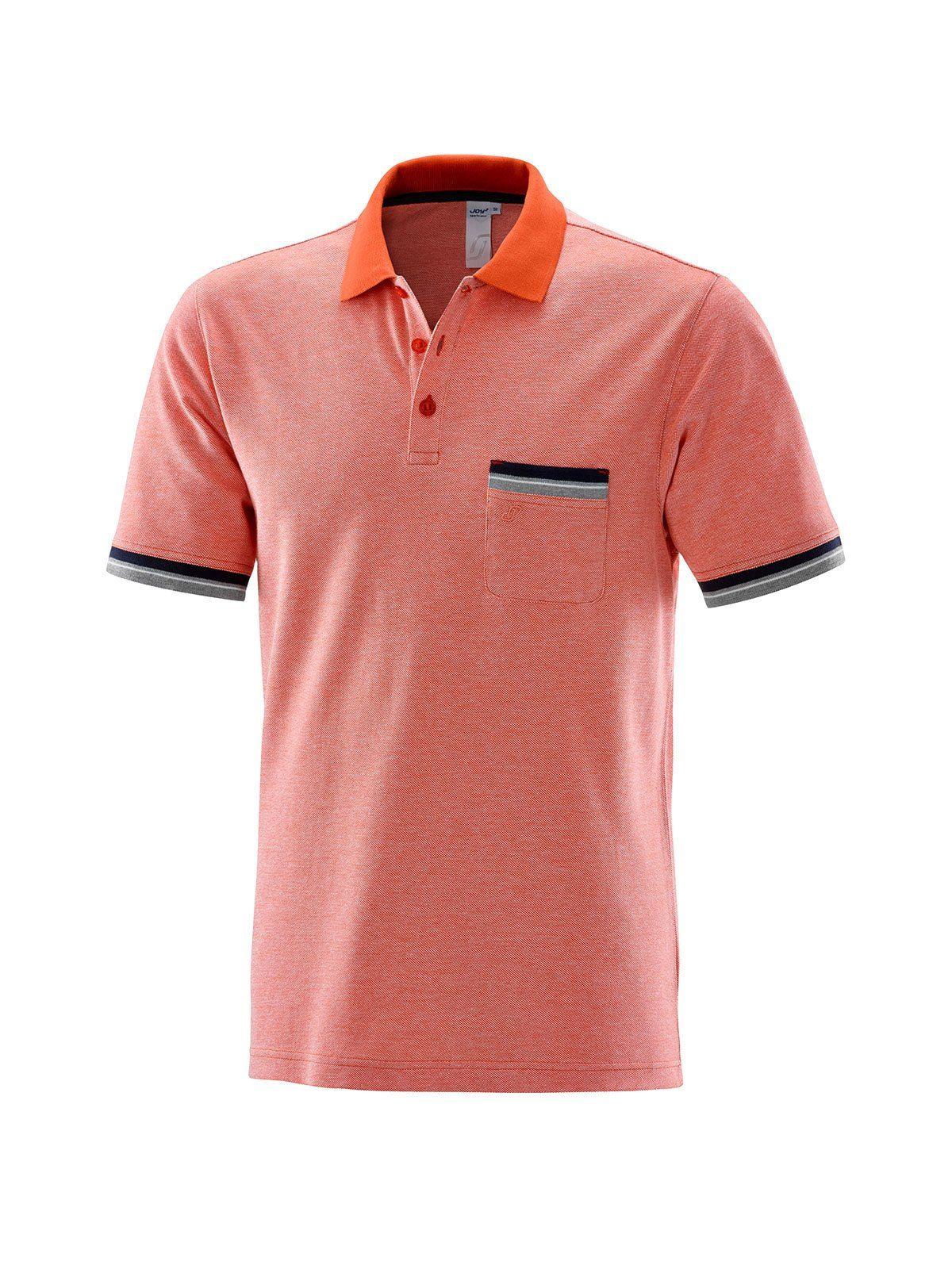 Joy Sportswear Poloshirt INGO | Sportbekleidung > Sportshirts > Poloshirts | Orange | Baumwolle | Joy Sportswear