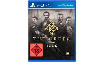 The Order: 1886 PlayStation 4 PlayStation 4 kaufen