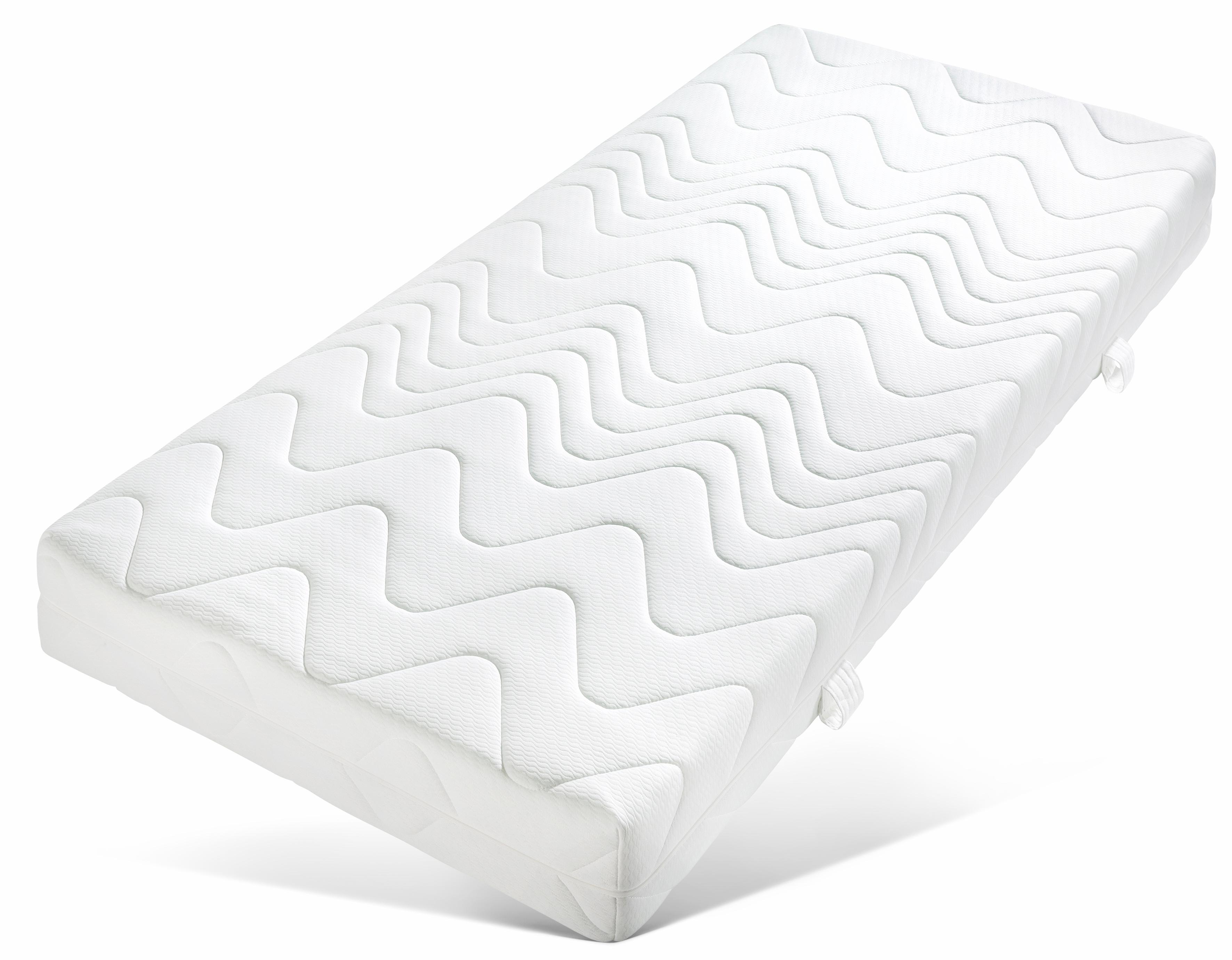 Taschenfederkernmatratze Komfort Breckle 19 cm hoch