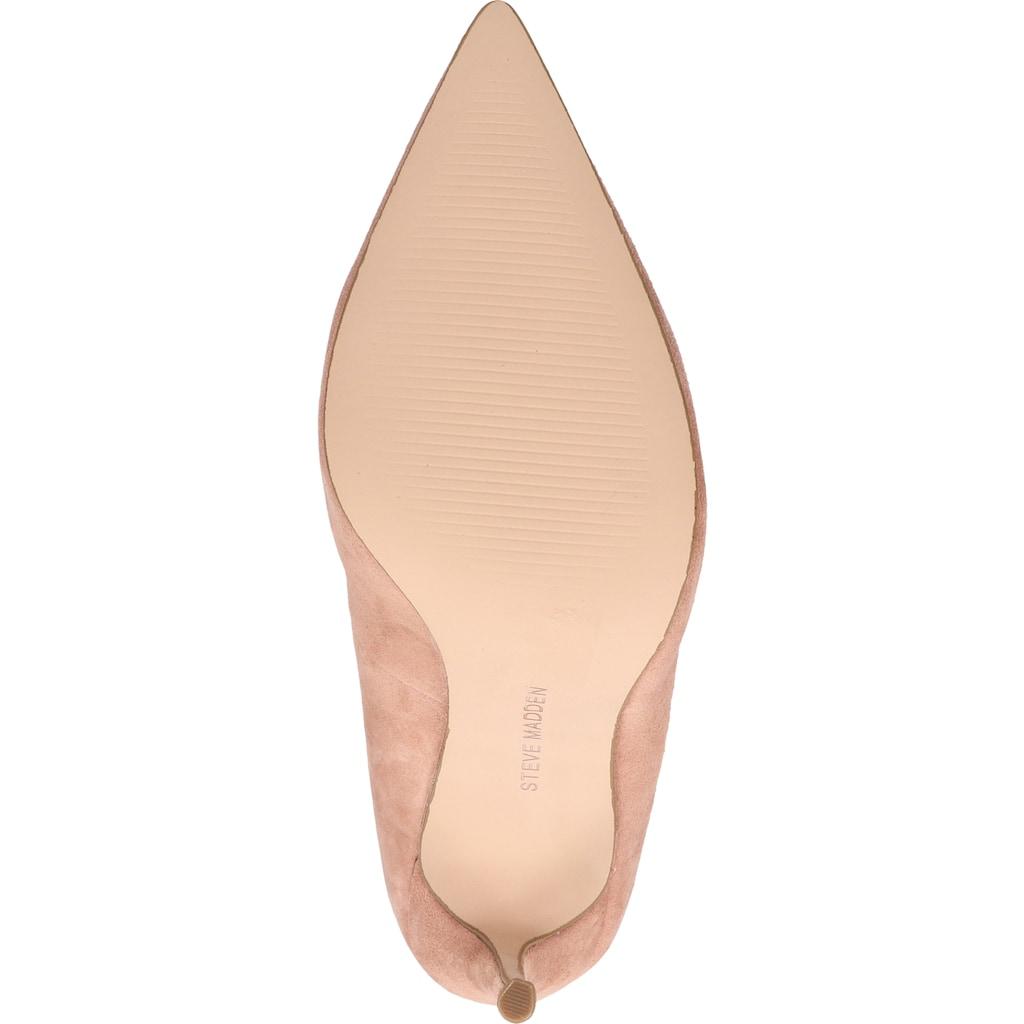 STEVE MADDEN High-Heel-Pumps »Veloursleder«