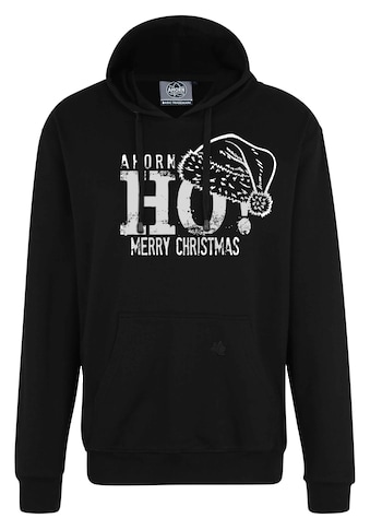 AHORN SPORTSWEAR Kapuzensweatshirt mit weihnachtlichem Print kaufen